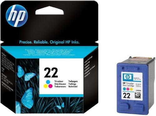 Картридж HP ink №22 Color [c9352ae]