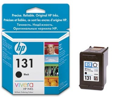 Картридж HP ink №131 Black [c8765he]