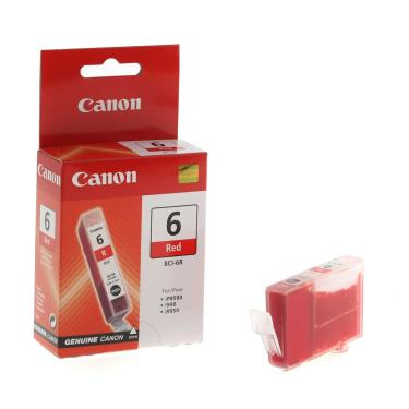 Чернильница Canon BCI-6e Red