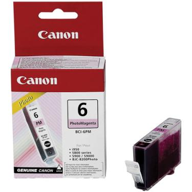 Чернильница Canon BCI-6PM Photo Magenta [4710A002]