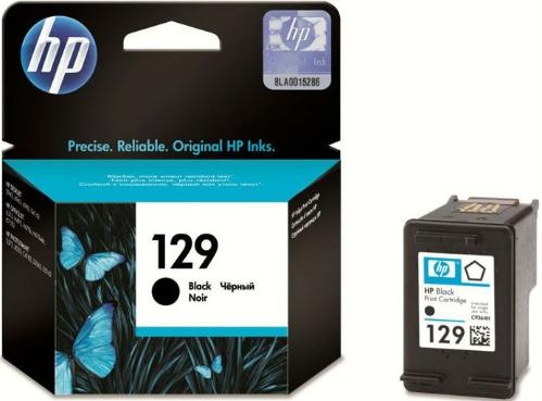 Картридж HP ink №129 Black [C9364HE]