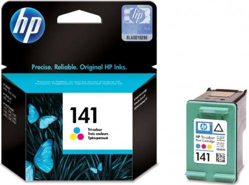 Картридж HP ink №141 Color [CB337HE]