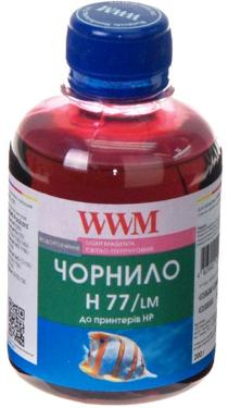 Чернила WWM 200г. HP C8719/C8721/C5016 Light Magenta H77LM