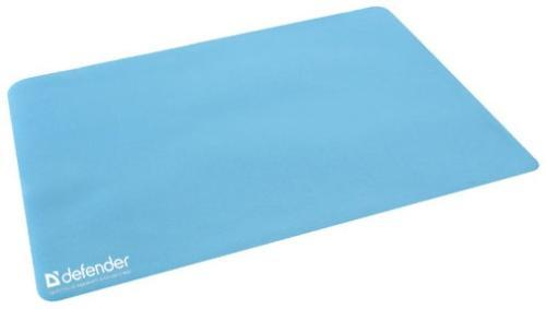 Коврик Defender Notebook microfiber blue/grey (50709)