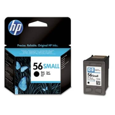 Картридж HP ink №56 Small Black [c6656ge]