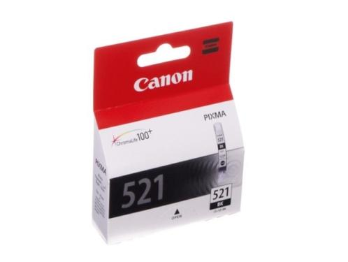 Картридж Canon ink CLI-521Bk Black [2933B004]