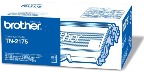 Картридж Brother laser TN2175