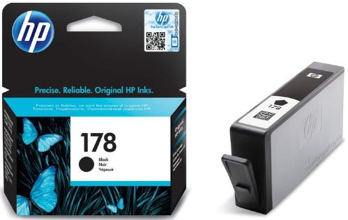 Картридж HP ink №178 Black [CB316HE]