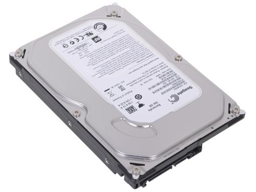 Жесткий диск 3,5' Seagate 500GB Barracuda [ST500DM002]