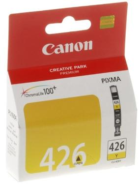 Картридж Canon ink CLI-426Y Yellow [4559B001]