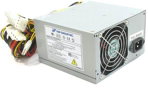 Блок питания компьютера FSP Group INC ATX-550PNR 550W