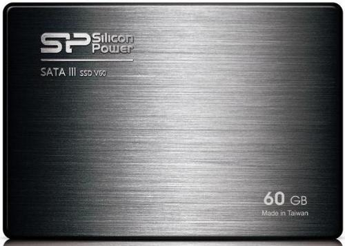 Накопители SSD Silicon Power 60GB V60 [SP060GBSS3V60S25]