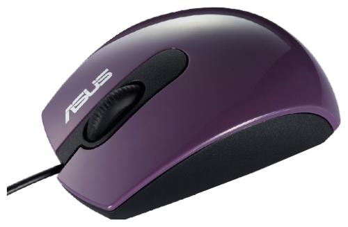 Мышь ASUS UT210 Purple USB [90-XB1C00MU00500-]