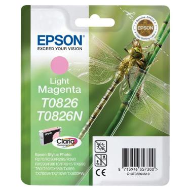 Чернильница Epson PHOTO R270/RX590 7,4ml Light Magenta [C13T11264A10]