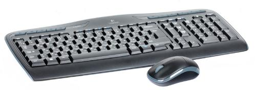 Клавиатура+Мышь Logitech MK 330 Wireless Rus [920-003995]