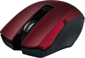 Мышь GRESSO GM-896G Wireless Red