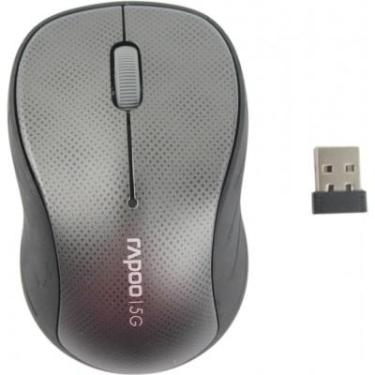 Мышь Rapoo 3000р Wireless Grey