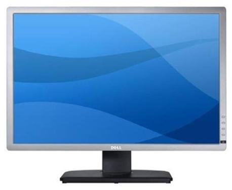 Монитор LCD Dell U2412M UltraSharp Silver