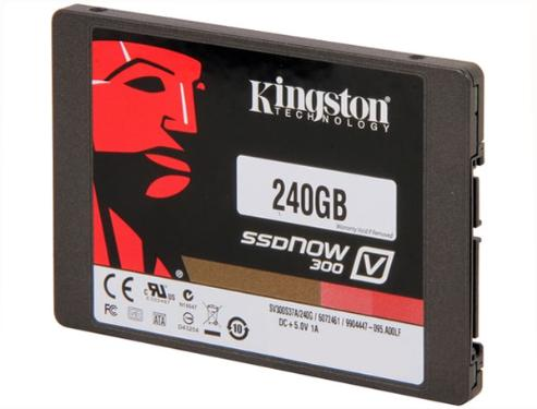 Накопители SSD KINGSTON 240GB V300 [SV300S37A/240G]