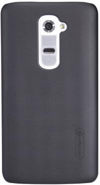 Чехол для смартфона NILLKIN LG Optimus GII D802 Super Frosted Shield Black