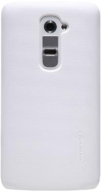 Чехол для смартфона NILLKIN LG Optimus GII D802 Super Frosted Shield White