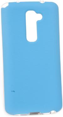 Чехол для смартфона VOIA LG Optimus G II Jelly Case Blue