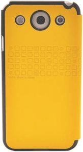 Чехол для смартфона VOIA LG Optimus G Pro Flip Case Yellow