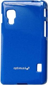 Чехол для смартфона VOIA LG Optimus L5II Jelly Case Blue