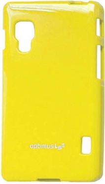 Чехол для смартфона VOIA LG Optimus L5II Jelly Case Yellow