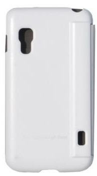 Чехол для смартфона VOIA LG Optimus L5II Dual Flip Case White