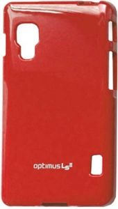 Чехол для смартфона VOIA LG Optimus L5II Dual Jelly Case Red