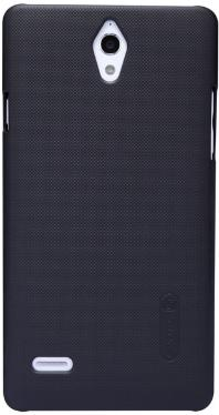 Чехол для смартфона NILLKIN Huawei G700 - Super Frosted Shield Black