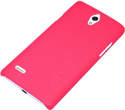 Чехол для смартфона NILLKIN Huawei G700 - Super Frosted Shield Red