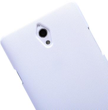 Чехол для смартфона NILLKIN Huawei G700 - Super Frosted Shield White