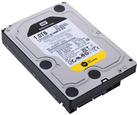 Жесткий диск 3,5' Western Digital 1TB RE [WD1003FBYZ]