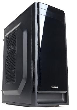 Корпус ZALMAN ZM-T2 Plus Black
