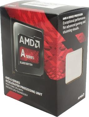 Процессор AMD Kaveri X2 A6-Series 7400K BOX [AD740KYBJABOX]