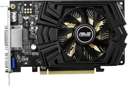 Видеоадаптер PCI-E ASUS GTX750TI-PH-2GD5
