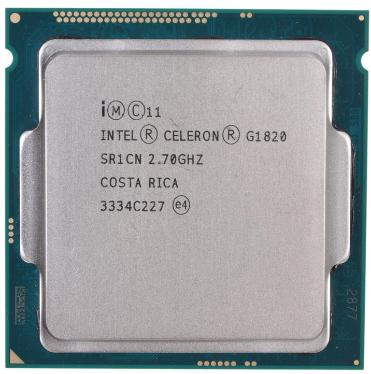 Процессор Intel Celeron Dual-Core G1820 Tray [CM8064601483405]