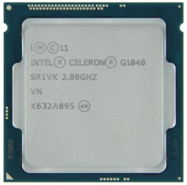 Процессор Intel Celeron Dual-Core G1840 Tray [CM8064601483439]