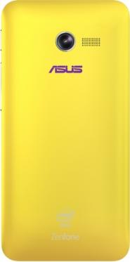Чехол для смартфона ASUS Zenfone 4 Zen Case BackCover, Solar Yellow [90XB00RA-BSL180]