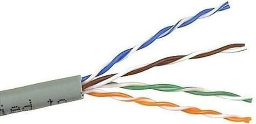 Кабель витая пара OptimLAN UTP 4PR  24AWG  CAT5e
