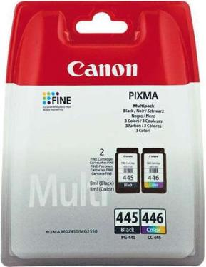Картридж Canon ink PG-445, CL-446 Multi Pack [8283B004]