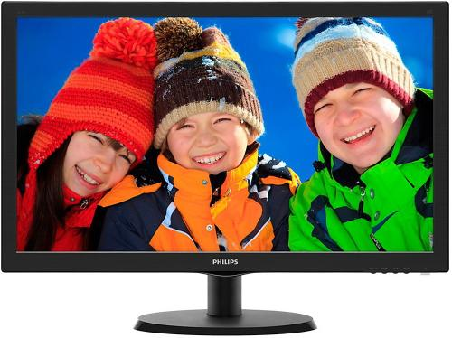 Монитор LCD PHILIPS 223V5LSB2/62