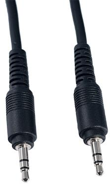 Кабель AUDIO Perfeo DC3.5/M to DC3.5/M 2m [J2103]