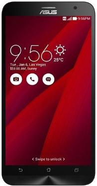 Смартфон ASUS Zenfone2 ZE551ML Red [ZE551ML-6C178RU, 90AZ00A3-M01780]