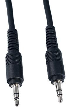 Кабель AUDIO Perfeo DC3.5/M to DC3.5/M 1m [J2101]