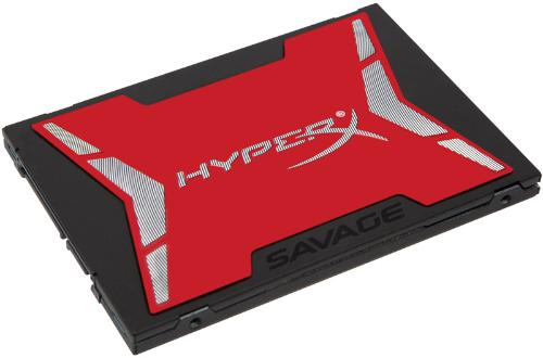 Накопители SSD KINGSTON 120GB HyperX Savage [SHSS37A/120G]