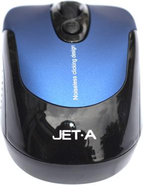 Мышь Jet.A OM-U30G Blue Wireless