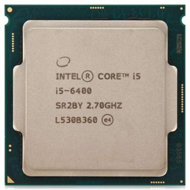 Процессор Intel Core i5-6400 Tray [CM8066201920506]